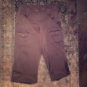 Cache brown pants size 6.